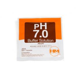Solución de calibración en sobre HM pH 7.01 20ml