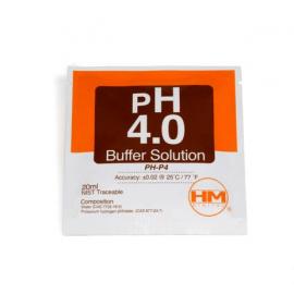 Solución de calibración HM pH 4.01 20ml
