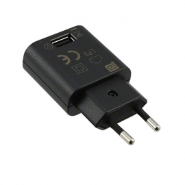 AC/DC 5V USB Mount Adapter (2.8W)