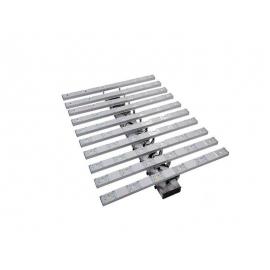 Sistema Solux LED Vega - 10 barras (600W)