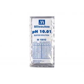 Solución de calibración Milwaukee pH 10.01 20ml