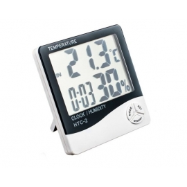 VDL Thermohygrometer Big Screen (Without Probe)