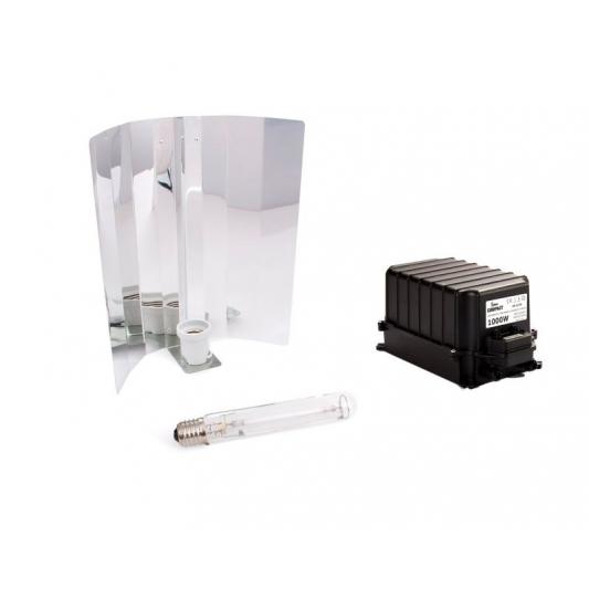Kit EM Solux Green Force 1000W c/ Reflector Asa