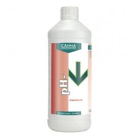 Canna pH- Grow 1L (17%)