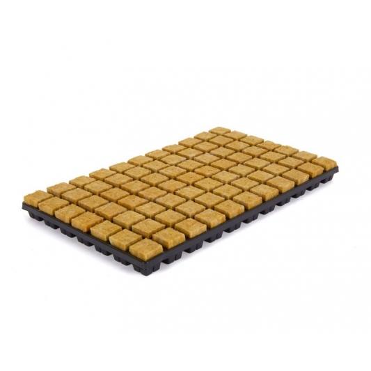 Cultilene Rockwool Tray (150 Cubes) (2.5x2.5x4cm)
