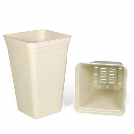 Anti-stress Pot (White) (26x26x40cm) (18 L)