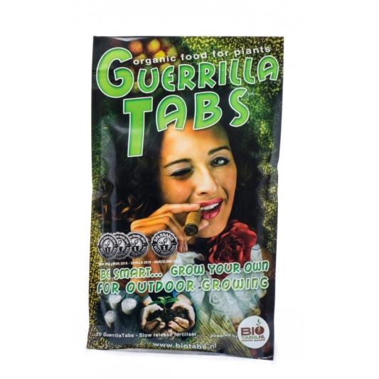 BioTabs Guerrilla Tabs (20 U) (200g)