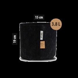Root Pouch Vaso de Pano - 3.8L (15x19cm)