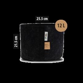 Root Pouch Vaso de Pano - 12L (25.5x21.5cm)