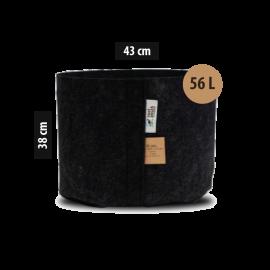 Root Pouch Maceta de Tela - 56L (43x38cm)
