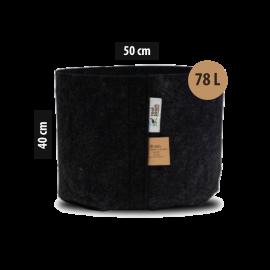 Root Pouch Maceta de Tela - 78L (50x40cm)