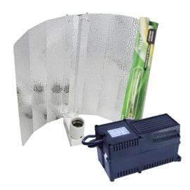 KIT GRO&FLO Agrolite HPS600W Plug&Play c/ reflector asa amartillado