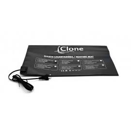 iClone Alfombrilla Calentadora para Germinación 30W 55x35CM
