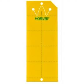 Trampa de cinta adhesiva amarilla (10 unidades)