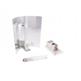 Kit Polaris 600W EM Grolux HPS w/ Smooth Reflector