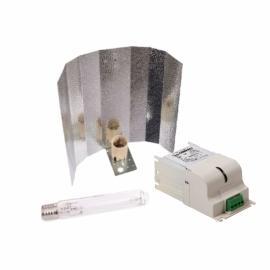 Solux 400W EM Compact Kit Green Force c/ Reflector Asa