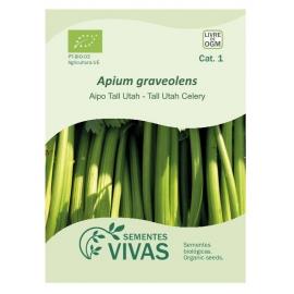 Sementes Vivas Tall Utah Celery 0.3G