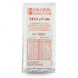 Calibration solution Hanna EC 1413 μS / cm 20ml