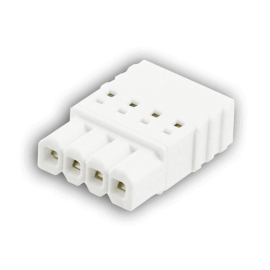 4 Pin Connector (Pack of 4)