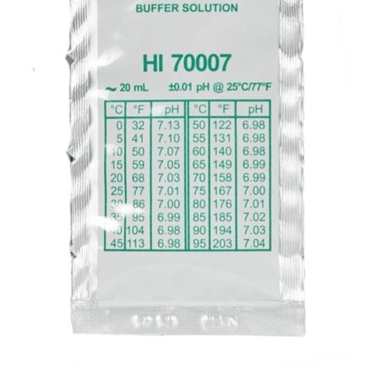 Calibration solution Hanna pH 7.01 20ml