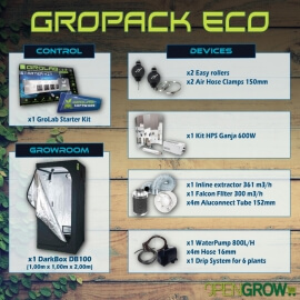 Growing Pack ECO