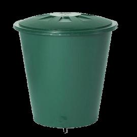 Deposito Redondo Verde 200L