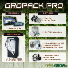 GroLab GroPack PRO