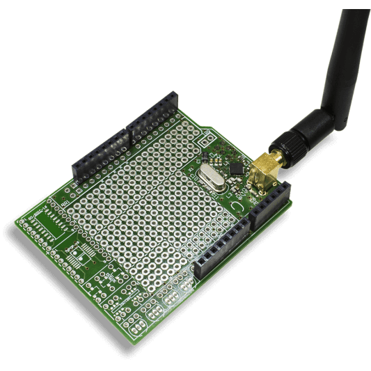 UserBot Shield para Arduino