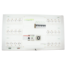 GroLab PowerBoard 17kW with Analog Timer