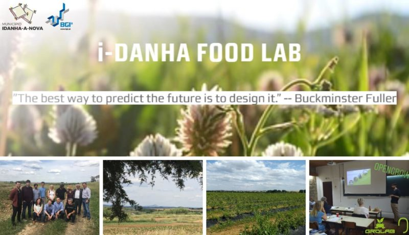 Open Grow one of the six companies selected for the second edition of i-Danha Food Lab