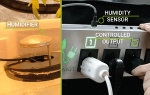 Humidity Control with PowerBot